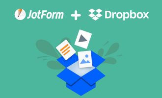 Create Dropbox Forms with JotForm