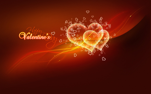 Top Valentine's Day Graphic Design Tutorials
