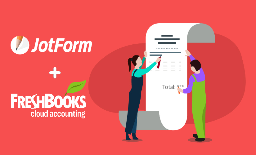 Create Invoices from Forms Using Freshbooks Integration