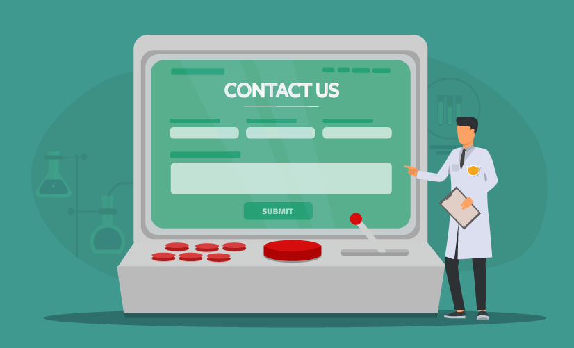 20 Code Snippets for Clean HTML Contact Forms