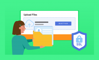 upload your files securely
