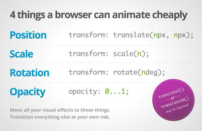browser capabilities
