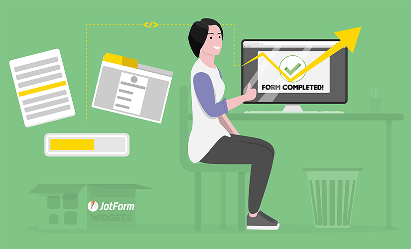 3 Widgets That Will Help Increase Form Completion Rates