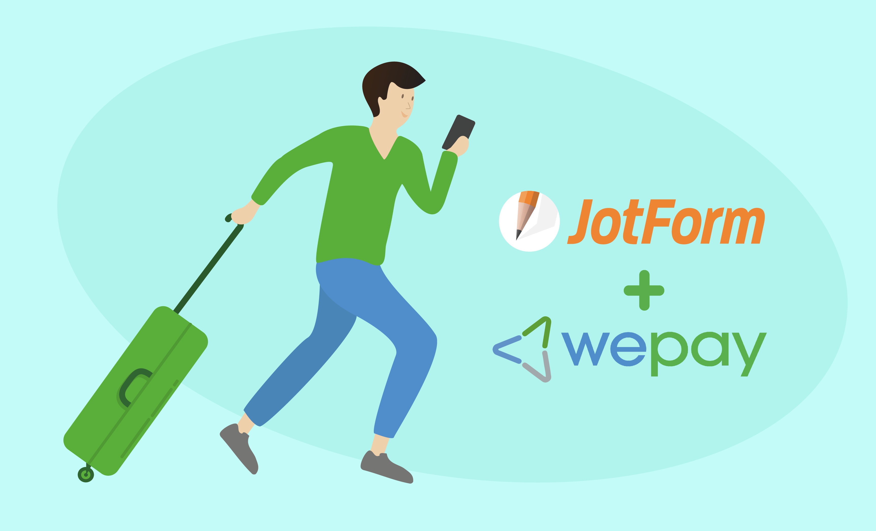 New Integration: Create Payment Forms with WePay and JotForm