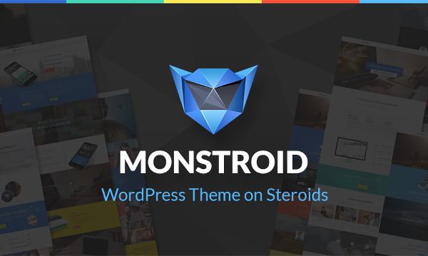 Enter Now! Five Free Monstroid WordPress Themes Giveaway