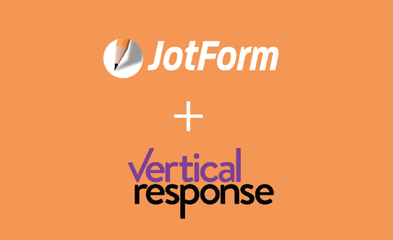 You Can Now Connect VerticalResponse with JotForm
