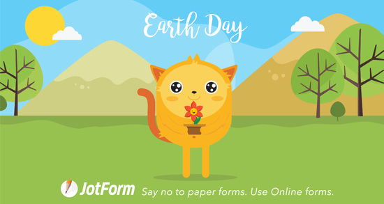 3 Ways You Can Go Green with JotForm