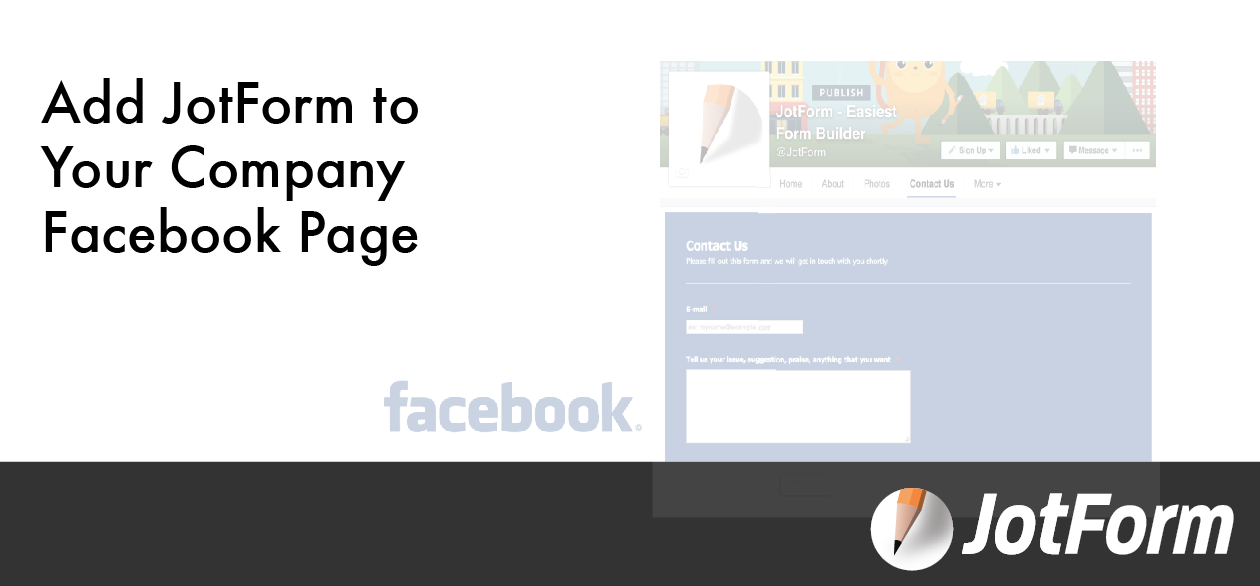 Adding A Contact Form to Your Company Facebook Page