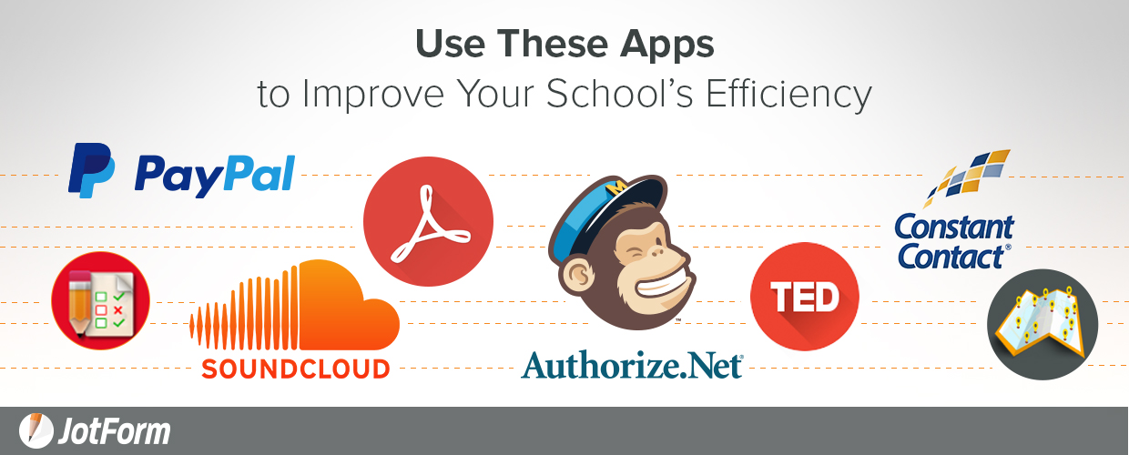 Use These Apps to Improve Your School's Efficiency