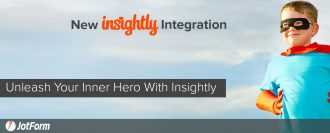 Send JotForm Responses to Insightly CRM
