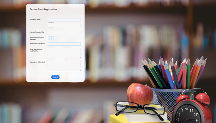 5 Free Form Themes for the New School Year