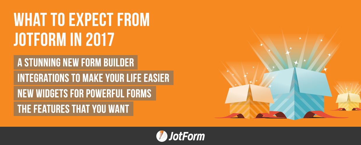 What to Expect from JotForm in 2017