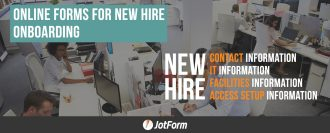 Online Forms for New Hire Onboarding