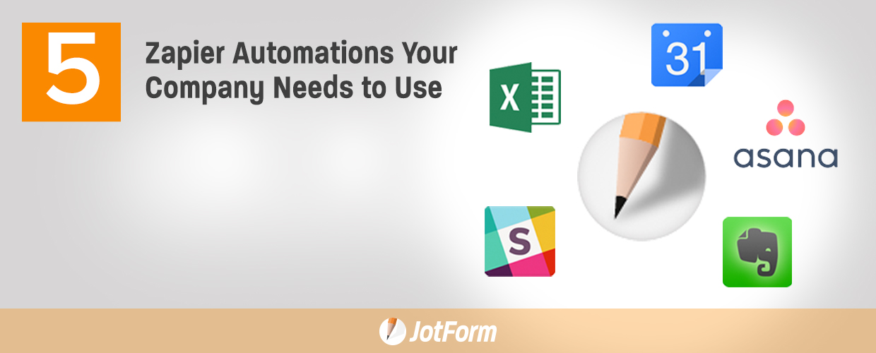 5 Zapier Automations Your Company Needs to Use