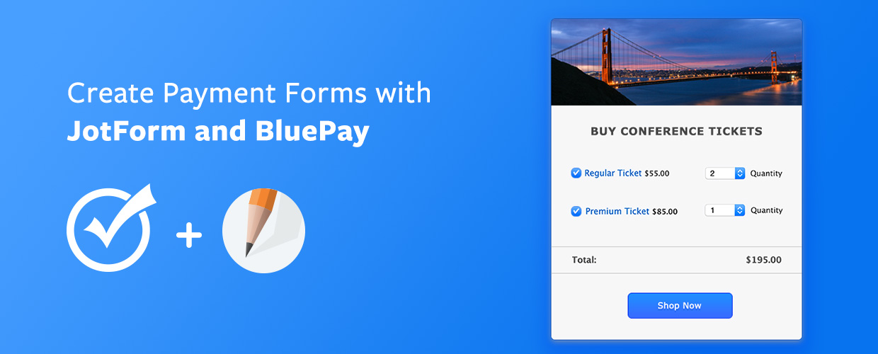 New Integration: BluePay Provides Painless Credit Card Processing