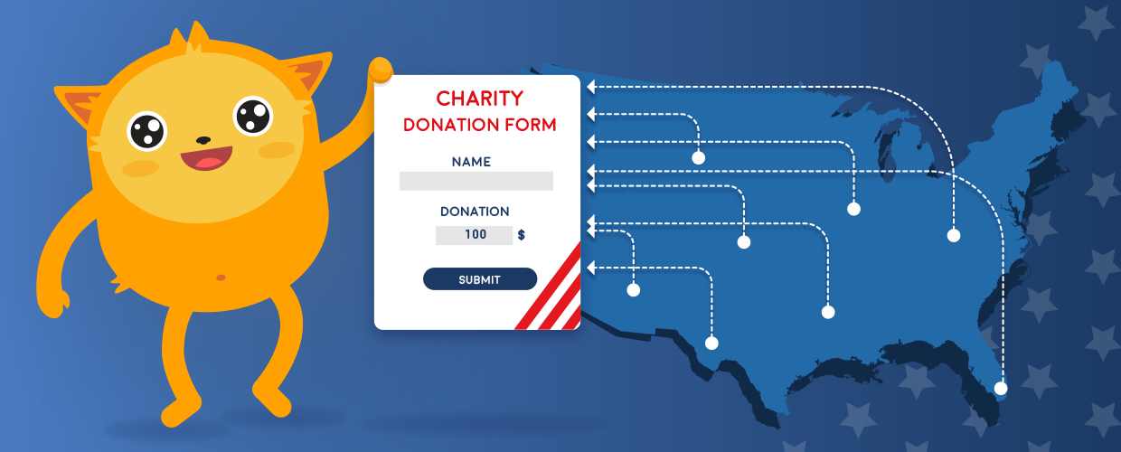 The United States of Charity The Generosity Index: Ranking the Most Charitable Places in the U.S.
