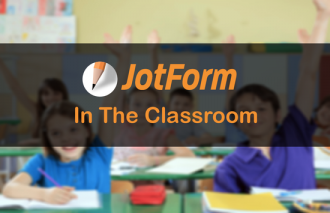 How a Teacher Uses JotForm to Help Her Students