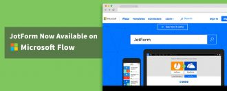 JotForm Now Available on Microsoft Flow