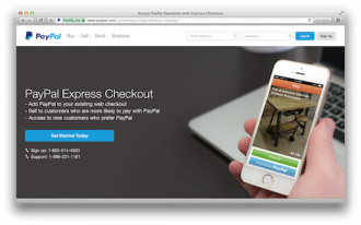 PayPal Express Checkout is now available for JotForm Forms