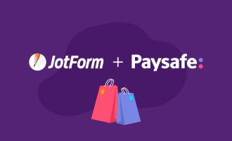 New Integration: Accept Online Payments with Paysafe and JotForm