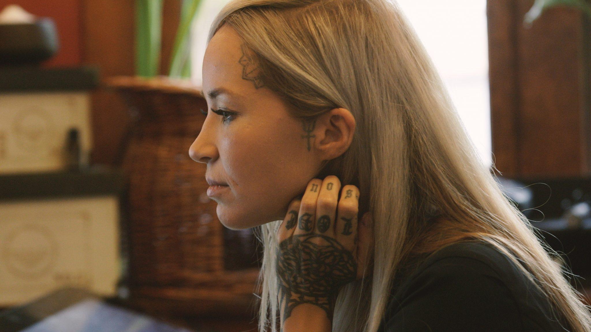Sara Fabel tattoo artist los angeles