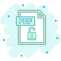 PDF passwords