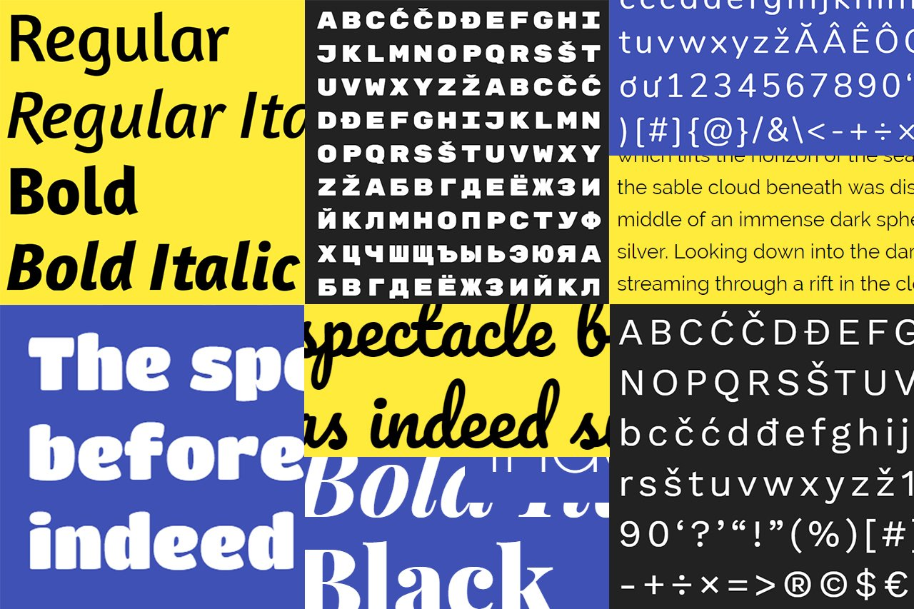 Google Fonts You Should Use in 2018