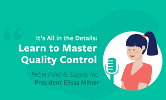 Learn to master quality control: It's all in the details