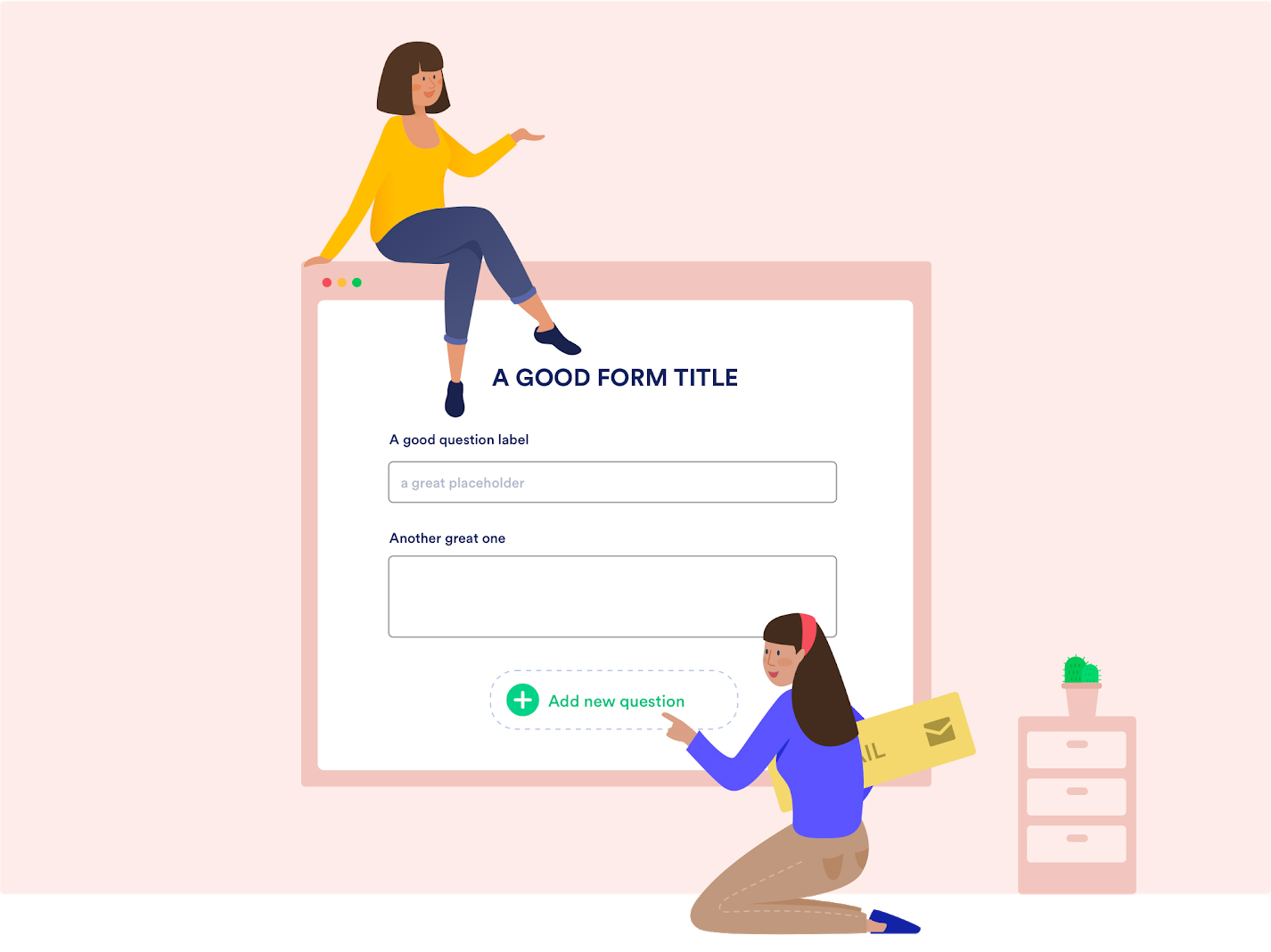 How to build an online form that converts