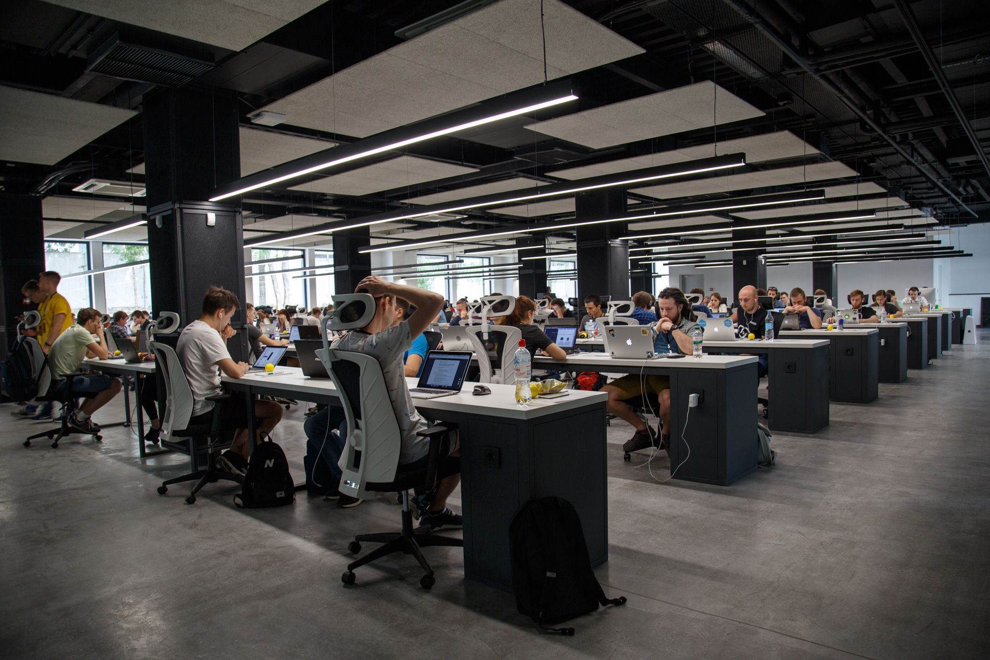 The Death of Open Offices