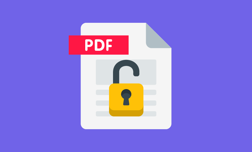 How to remove passwords from PDFs – Unlock PDFs
