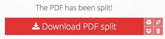 "split PDF files in iLovePDF ""rotate PDF-2"""