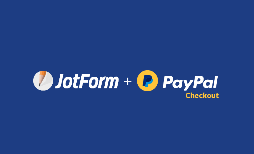 JotForm PayPal Checkout Integration