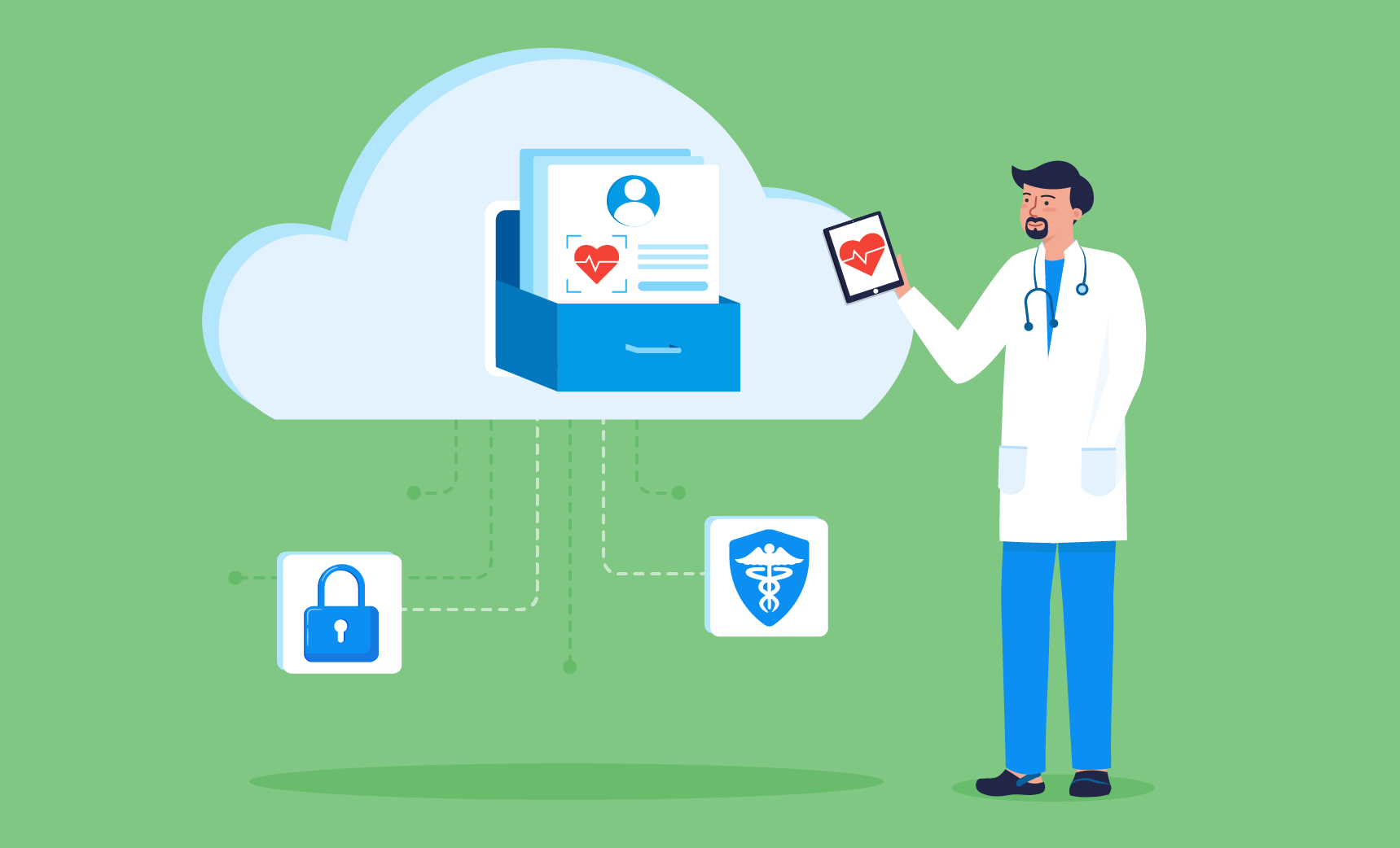 best HIPAA-compliant cloud storage solutions