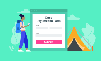 6 summer camp forms