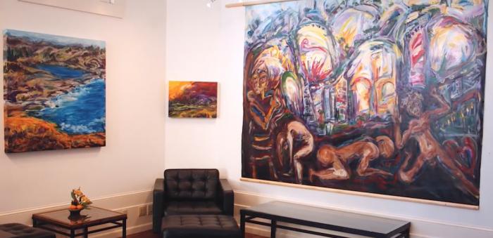 Avenue 12 Gallery - Michelle Inouchi – S.F.