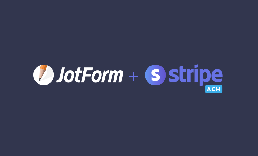 Stripe ACH integration