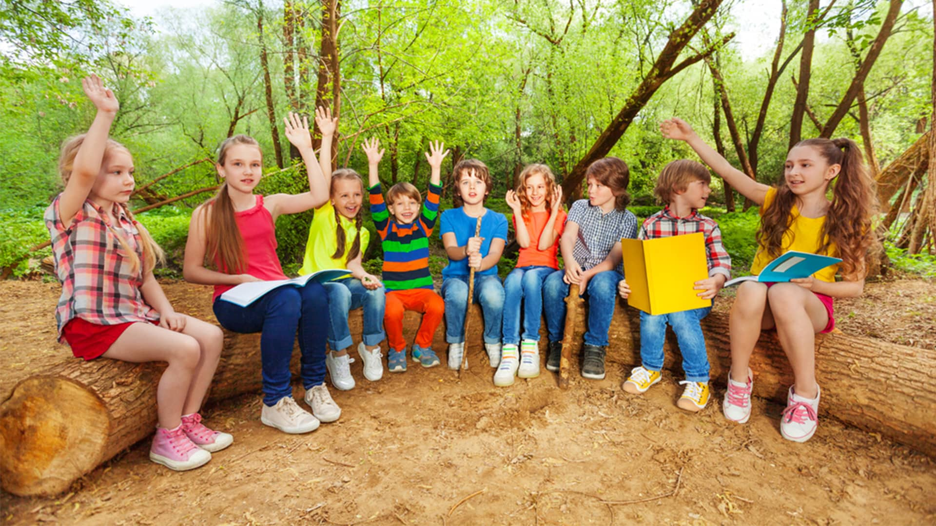 Getting to Know You Best Questions to Ask on Summer Camp Applications