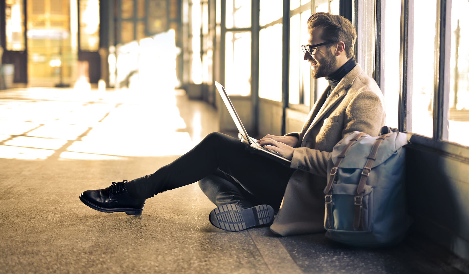 How to stay productive on a business trip
