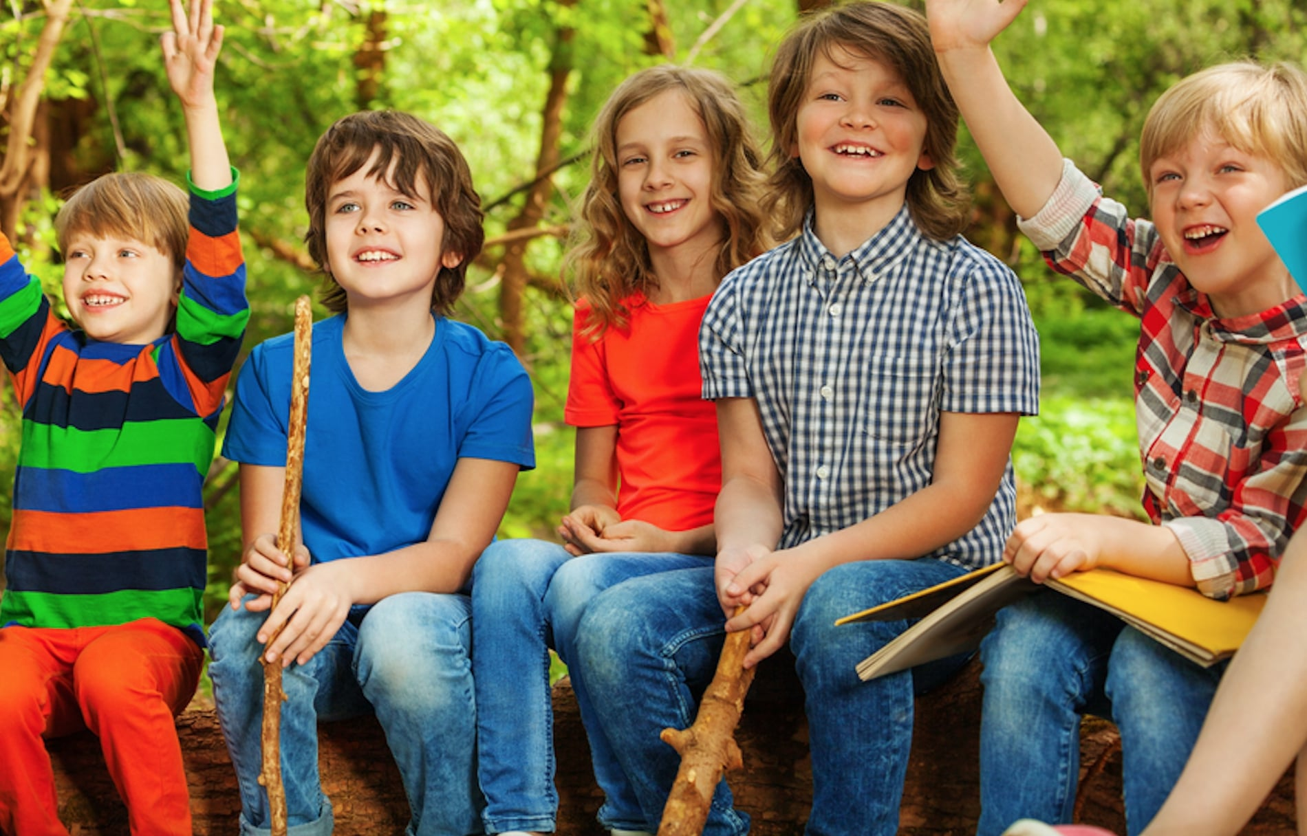 Behavior management at summer camps