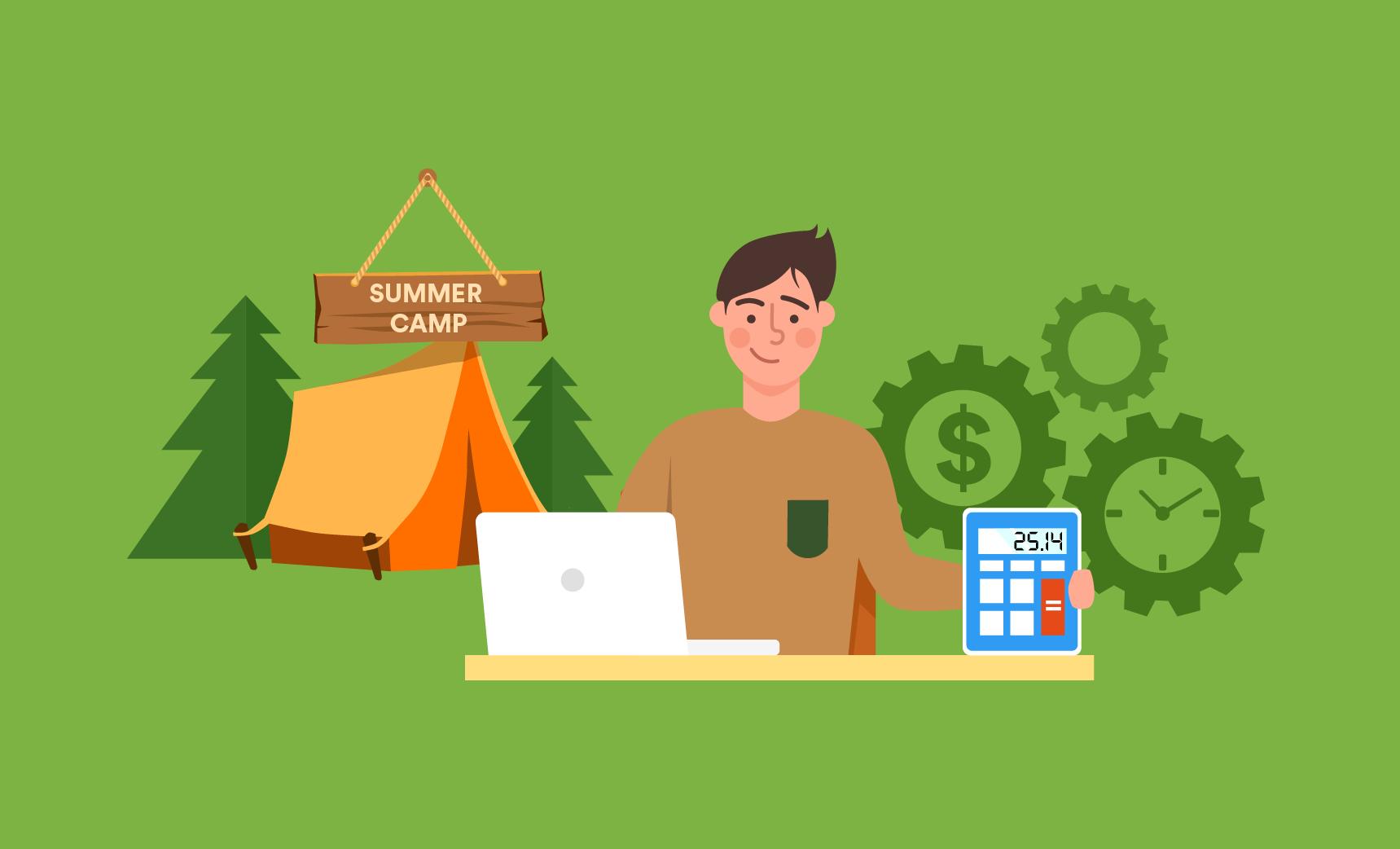 summer camp finance management