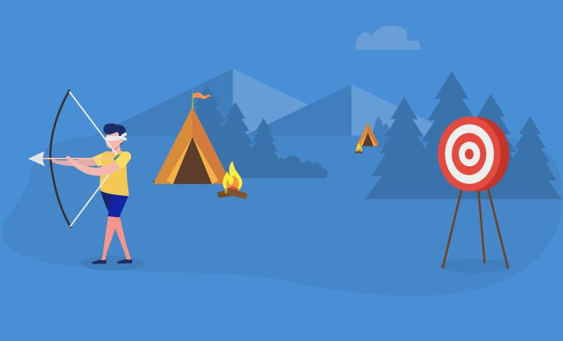 Summer camp webinar announcement