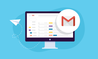 Mail labeling with Gmail