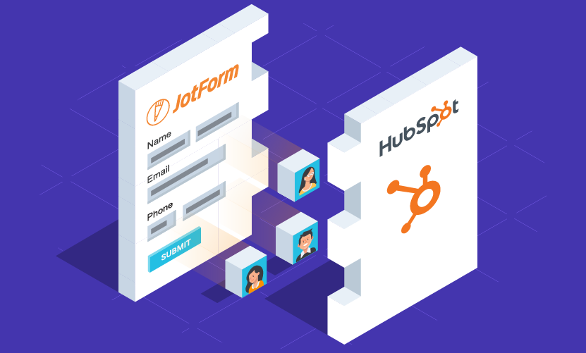 JotForm - Hubspot Integration