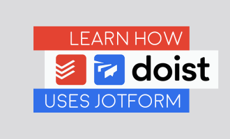 How Doist productivity apps use JotForm