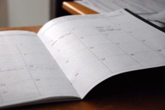 Go analog: the benefits of paper planners