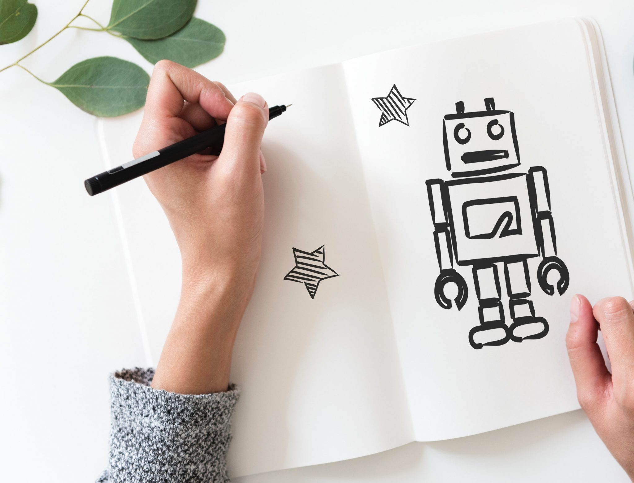 How artificial intelligence (AI) increases productivity for your small business