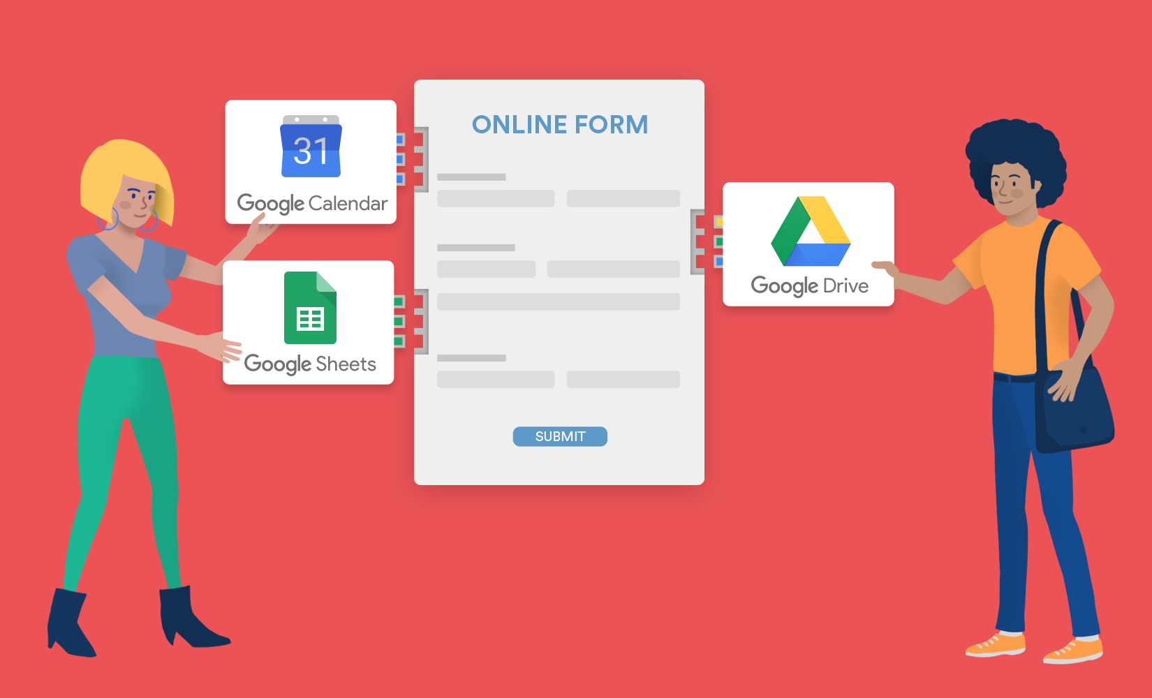 How to make the most of Google integrations in your forms
