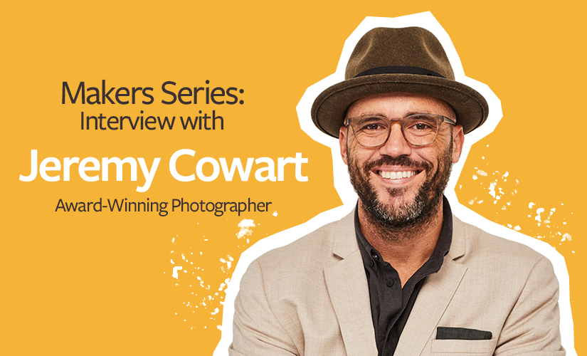 Makers Series: How famous photographer Jeremy Cowart made it big