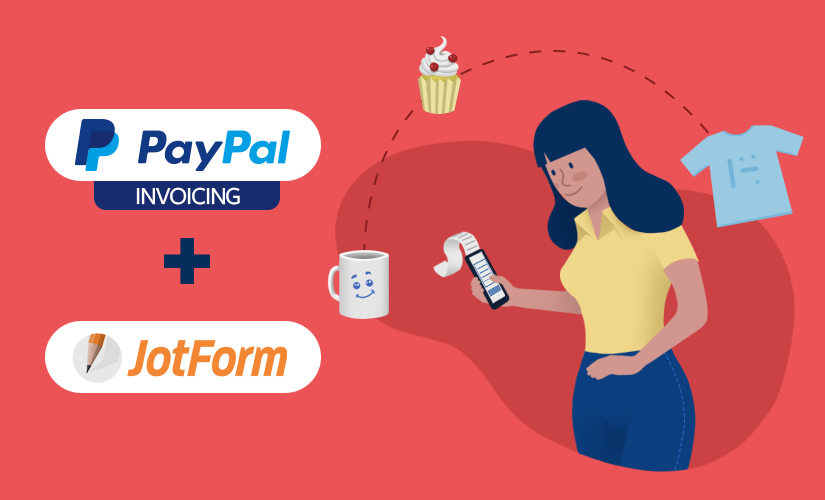 Paypal Invoicing JotForm Integration